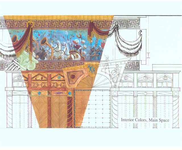 casework rendering