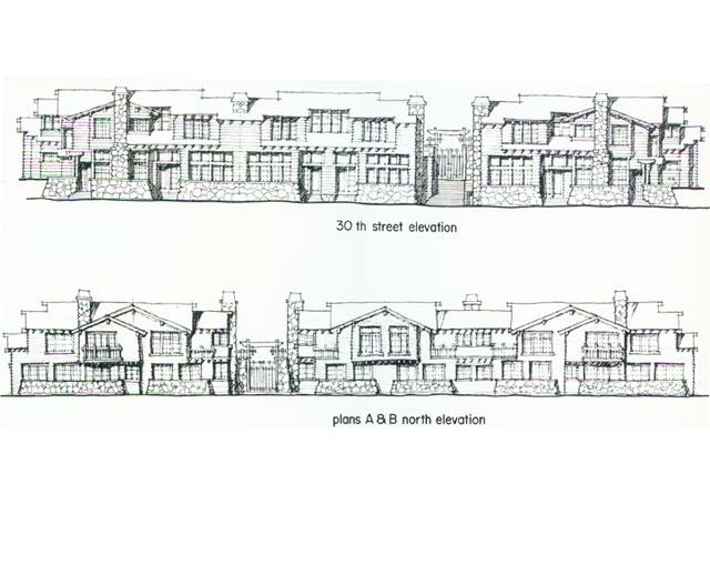 Street Design Elevation